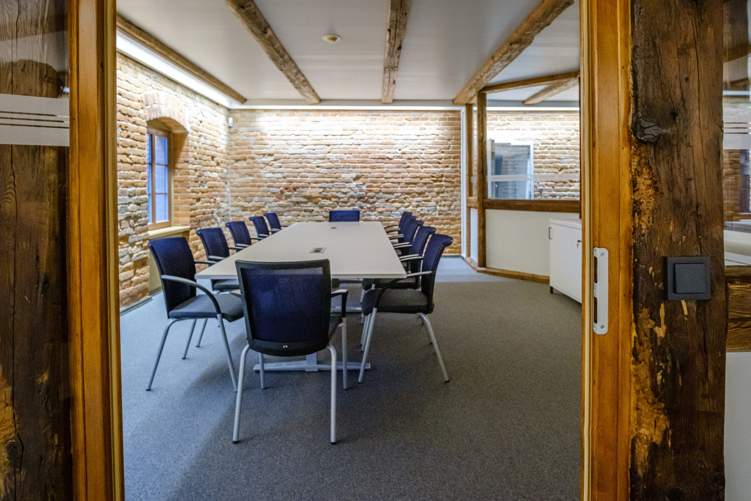 Seminar Raum in historischem Gebäude