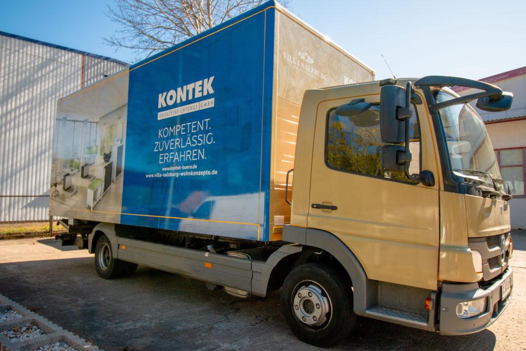 KONTEK Transporter